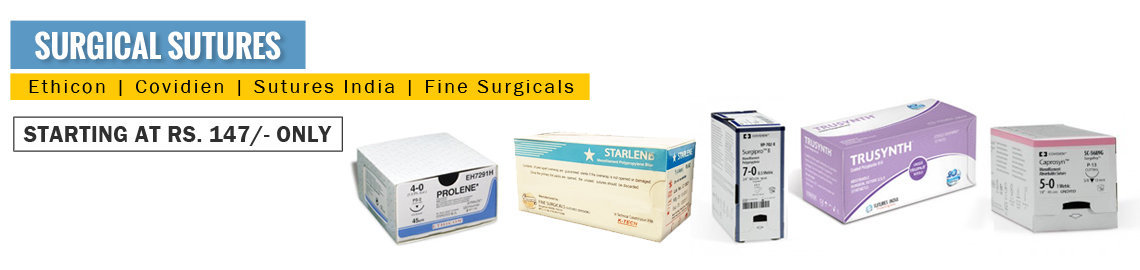 Surgical Sutures products